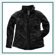 The North Face Women's Osito 2 Jacket with Custom Embroidery, The North Face Branded Fleece, The North Face Corporate & Group Sales