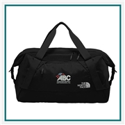 The North Face Apex Duffel NF0A3KXX with Custom Embroidery, The North Face Custom Duffel Bags, The North Face Corporate Logo Gear