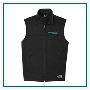 The North Face Men's Ridgeline Soft Shell Vest NF0A3LGZ with Custom Embroidery, The North Face Custom Soft Shell Vests, The North Face Custom Logo Gear