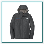 The North Face Men's Dryvent Rain Jacket NF0A3LH4 with Custom Embroidery, The North Face Custom Rain Jackets, The North Face Custom Logo Gear