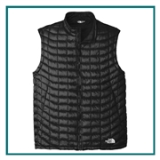 The North Face Men Thermoball Trekker Vest  Custom Embroidery, The North Face Branded Insulated, The North Face Corporate & Group Sales