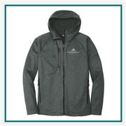 The North Face Men's Canyon Flats Fleece Hooded Jacket with Custom Embroidery, The North Face Custom Jackets, The North Face Custom Logo Gear