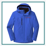 The North Face Men's Traverse Triclimate 3 in 1 Jacket with Custom Embroidery, The North Face Branded Waterproof, The North Face Corporate & Group Sales