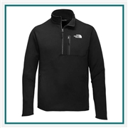 North Face Skyline 1/2 Zip Custom Logo