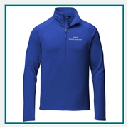 North Face Mountain Peaks 1/4 Zip Custom Logo