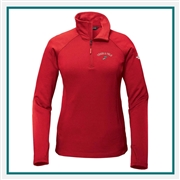 North Face Mountain Peaks 1/4 Zip Custom