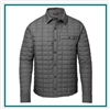 The North Face Men's ThermoBall ECO Shirt Jacket Custom Embroidery