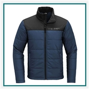 North Face Everyday Insulated Jacket Custom