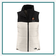 North Face Everyday Insulated Vest Embroidery