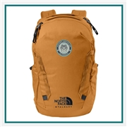 North Face Stalwart Backpack Custom Embroidered