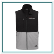 North Face Castle Rock Soft Shell Vest Custom Logo