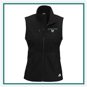 North Face Castle Rock Soft Shell Vest Embroidery
