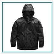 North Face Boys Resolve Jacket Custom