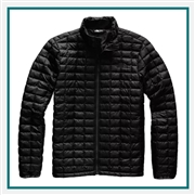 North Face Men's Thermoball Eco Jacket Custom Embroidered