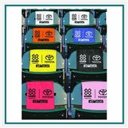 Towel Specialties 11 x 16 Colored Rally Towel Logo Imprint