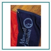 "Towel Specialties 12"" x 17"" Turkish Cotton Signature Colored 'Fingertip' Golf Towel with Logo Imprint, Towel Specialties Custom Beach Towels, Towel Specialties Corporate Logo Gear"