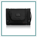 TUMI Alpha 2 Hanging Travel Kit Corporate Logo