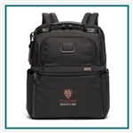 Tumi Alpha 2 Slim Solutions Brief Pack Custom Branded