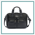 Tumi Alpha Bravo Albany Slim Commuter Brief 1033061041 with Corporate Logo, Tumi Custom Brief Cases, Promo Brief Cases