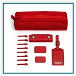 TUMI Accents Kit Cherry Personalized