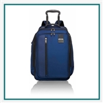 TUMI Merge Wheeled Backpack Corporate Logo