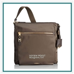 Tumi Voyageur Canton Crossbody 109966 with Custom Logo, Tumi Custom Travel Bags, Promo Bags