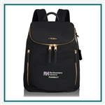 Tumi Voyageur Bryce Backpack 1099901041 with Corporate Logo, Tumi Custom Backpacks, Promo Luggage