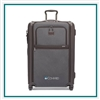 TUMI Alpha 3 Medium Trip Expandable 4 Wheeled Packing Case Anthracite Co-Branded