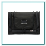 TUMI Alpha 3 Hanging Travel Kit Corporate Logo