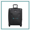 TUMI Continental Carry On 22261DE Custom Embroidered