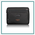 TUMI Alpha Medium Laptop Case Custom Logo