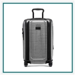 TUMI Tegra-Lite Max International Expandable Carry On Custom Logo