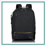 Tumi Harrison Bates Backpack 66011D with Corporate Logo, Tumi Custom Backpacks, Promo Luggage