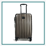 Tumi V3 International Expandable Carry-On 976051277 Corporate Branding
