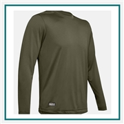 Under Armour M Tactical Tech LS T-Shirt Custom Embroidery