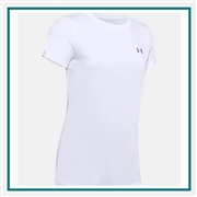 Under Armour L Tech S/S T-Shirt Custom Embroidery