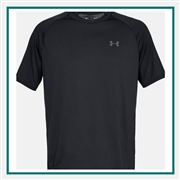 Under Armour M Tech 2.0 S/S T-Shirt Custom Embroidery