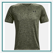 Under Armour M Tech 2.0 V-Neck T-Shirt Custom Silkscreen