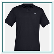 Under Armour M Performance Golf Polo Custom Embroidery