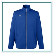 Under Armour Men's Ultimate Team Jacket 1259102 with Custom Embroidery, Under Armour Promotional Jackets, Under Armour Corporate Outerwear
