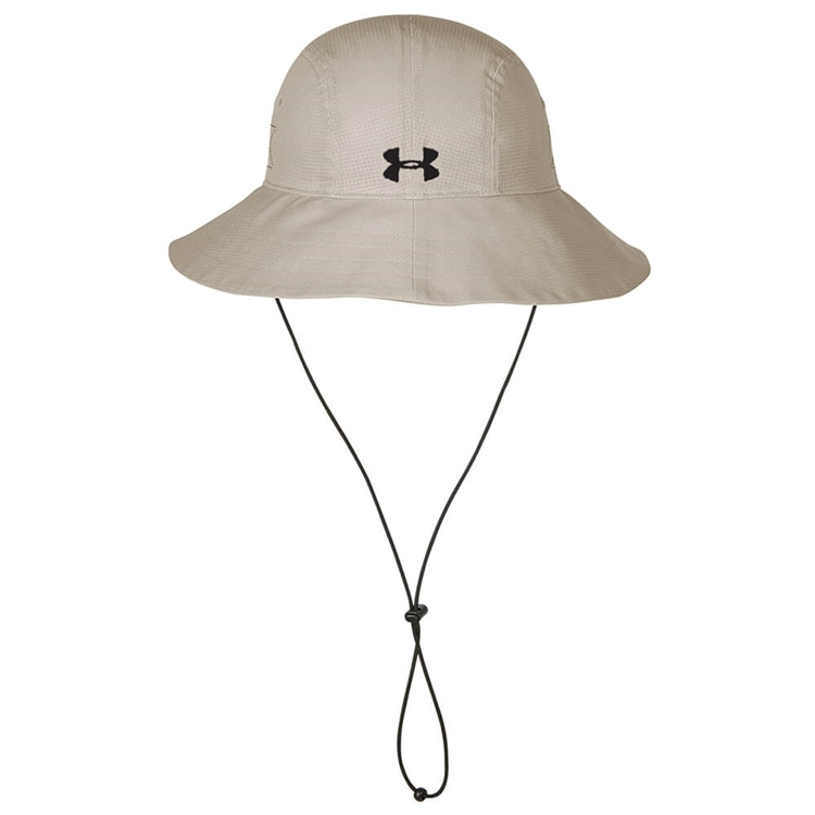 Under Armour Unisex Warrior Solid Bucket Hat 1282218 with Custom Embroidery 70ddc12f88b