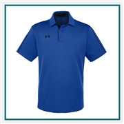 Under Armour Men's Tech Polo 1283703 Custom Embroidered