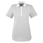 Under Armour Women's Clubhouse Polo 1283944 Custom Embroidered