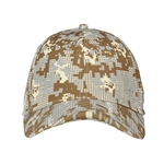 Under Armour Unisex Curved Bill Digi Camo Cap 1285134 Custom Embroidered