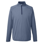 Under Armour Stripe 1/4 Zip Pullover Embroidered