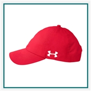 Under Armour Women's Adjustable Chino Cap Custom Embroidered