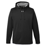 Under Armour Men's Double Threat Armour Fleece Hoodie Custom Embroidered