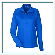 Under Armour Women's Tech Quarter-Zip Pullover 1300132 Custom Embroidered