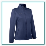 Under Armour Women's Ultimate Team Jacket 1300184 with Custom Embroidery, Under Armour Custom Jackets, Under Armour Custom Logo Gear