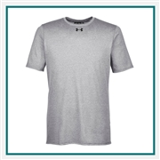Under Armour Men's Locker T-Shirt 2.0 Custom Embroidered